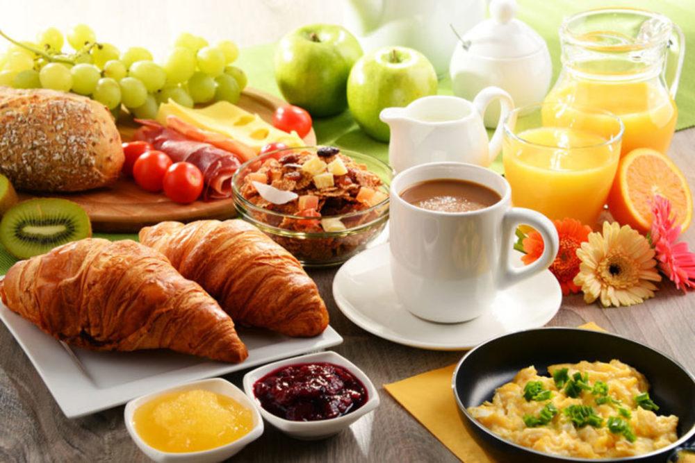 Quoi manger au petit déjeuner